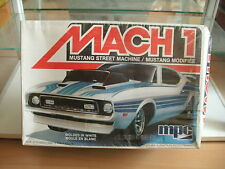 Modelkit MPC Ford Mustang Mach 1 Street Machine on 1:25 in Box Sealed