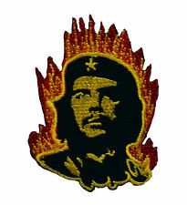 CHE GUEVARA IRON ON PATCH denim jacket patches cuba castro bolivia punk emo goth