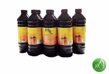 12 X  1 LITRE  CITRONELLA TORCH FLARE LAMP OIL WITH INSECT  REPELLENT OUTDOOR
