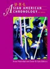 UXL Asian American Reference Library: Chronology