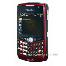 USED Red Sprint RIM BlackBerry Curve 8330 SmartPhone Handset Cell Phone