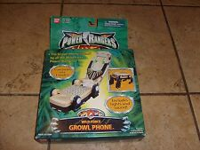 Growl Phone MORPHER Bandai Power Rangers NEW IN SEALED BOX WILD FORCE MISB