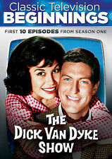 Classic Television Beginnings: The Dick Van Dyke Show - First 10 Episodes (DVD,