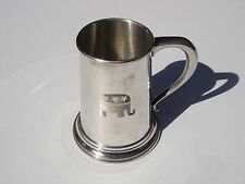 REPUBLICAN PARTY Engraved Fletcher's Pewter Beer Mug Cup Metal - Refined