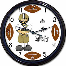 New Orleans Saints Football Alarm Scoreboard Clock | eBay