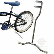 "DAX Style BMX Bicycle Display Stand Frame Mount Old School 20 24"" Race Show Bike"