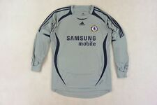 The Blues 2006-08 adidas Chelsea FC GK Goal Keepers Shirt Number 13 Size XL