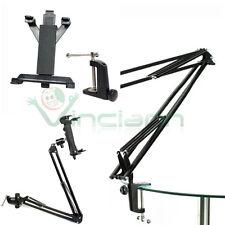 Supporto metallo telescopico stand per iPad 1 2 3 4 Air / mini retina tavolo CRT