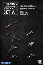 1/6 Scale Fire Arms Collection Set A ZC World Neu in stock