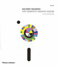 Factory Records: The Complete Graphic Album by Matthew Robertson (Paperback,...