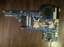 EXCHANGE WITH MODIFIED HP Pavilion G4 G7-1000 SERIES Motherboard 638856-001 TEST