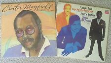 soul / funk CURTIS MAYFIELD, JERRY BUTLER, CLYDE McPHATTER, LITTLE RICHARD s/s