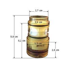 NOBILI - CARTUCCIA RICAMBIO PER RUBINETTI PLUS O CUBE RCR46000/N made in italy