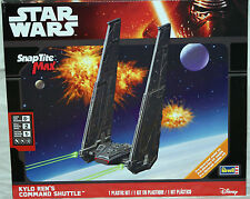 Revell Star Wars Kylo Ren's Command Shuttle Snap Tite MAX 1826