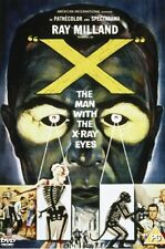 Man with X-Ray Eyes   Brand New DVD