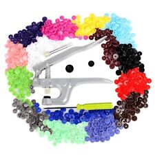 KAM Snap Pliers T3 T5 T8 Resin Snap Poppers Press Stud Buttons Sewing Fastening