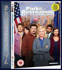 PARKS & RECREATION - COMPLETE SEASON 2  **BRAND NEW DVD**