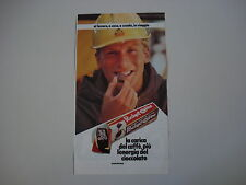 advertising Pubblicità 1983 FERRERO POCKET COFFEE