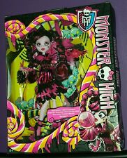 Monster High Sweet Screams Draculaura Doll Brand New Rare