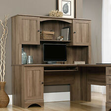Hutch (does not include desk) - Salt Oak - Harbor View Collection (417587)