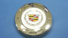 "Cadillac 22"" Wheel center Hub Cap 2007-2014 Escalade Chrome Color Logo 9596649"