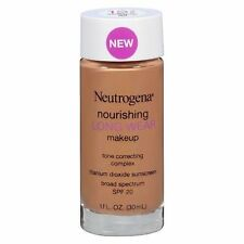 Neutrogena Nourishing Long Wear Foundation Makeup Classic Ivory 10 12 Hr