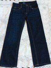 New Gap Boys Straight Fit Jeans 5Y