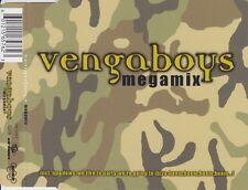 Vengaboys Maxi CD Megamix - Germany (M/M)