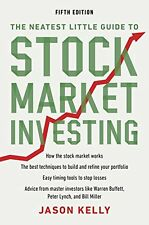 *New* The Neatest Little Guide to Stock Market Investing by Jason Kelly