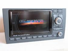 USA Audi A6 S6 RS6 ALLROAD RNS-E 2015 map DVD navigation CHROME GLOSSY 4B0035192
