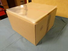 1000 CRYSTAL CLEAR PLASTIC LP SLEEVES 322 x 322 x 0,10 mm