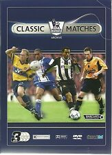 CLASSIC MATCHES PREMIER LEAGUE - 3 DVD BOX SET - MANCHESTER UNITED 9 – 0 IPSWICH