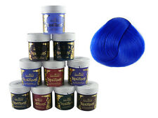 LA RICHE DIRECTIONS HAIR DYE COLOUR ATLANTIC BLUE x 4 TUBS