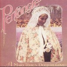 A Maid That's Deep in Love by Pentangle (CD, Jul-1990, Shanachie Records)