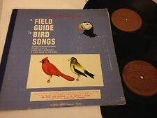 Roger Peterson - A Field Guide To Bird Songs Of Eastern & Central America 2 X LP