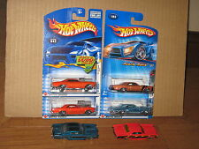 Hot Wheels Nice Lot of 6 '64 Buick Riviera Variation Exclusive Rare Muscle Mania
