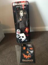 Halloween Michael Myers Boxed Figure Limited Edition + Comic LOOK !