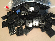 LEGO LOT OF 100 Minifig Stands 3x4 Tiles for series minifigures