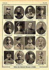 Ritter des Eisernen Kreuzes I.Klasse 1.WK Dezember 1914