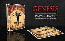 Bicycle Genesis Rare Limited Edition Custom Playing Cards Magic Poker Deck