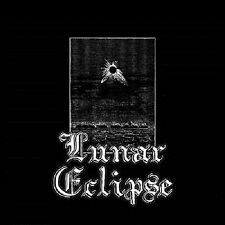 "LUNAR ECLIPSE - s/t 7"" (NEW*LIM.150 x WHITE VINYL*DESASTER MEMBERS*HEAVY METAL)"