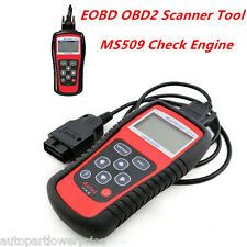 New MS509 Universal OBD2 EOBD CAN Car Fault Code Reader Diagnostic Scanner Tool