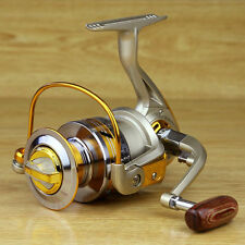 10BB Ball Bearing Saltwater Freshwater Fishing Spinning Reel 5.5:1 EF1000