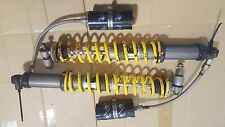 04 Arctic Cat Firecat F7 Front Shocks Fox Zero Pro Reservoir F6 Sno Pro F5 Saber