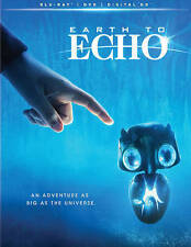 Earth to Echo (Blu-ray/DVD, 2014, 2-Disc Set, Includes Digital Copy) NEW