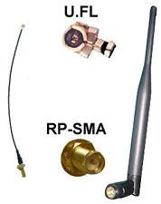 APU/ALIX 5dBi WLAN Antennenkit Dual-Band-Antenne+Pigtail #405046