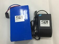 36v 20ah LiFePO4 Battery Rechargeable 5A Charger BMS EBIKE POWERFUL Ebike 9Weeks