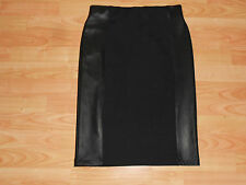 F & F Limited Edition Pencil Skirt, Black, Size 12