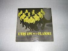 L'équipe de la flamme EP Belgique Jacques Brel