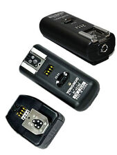 Yongnuo RF-602 2.4GHz Wireless Remote Flash Trigger +2 Receivers for Canon